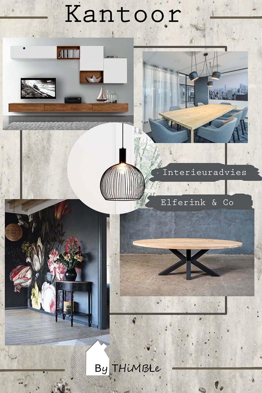 By Thimble Zakelijk Project _ Elferink Moodboard Interieur1